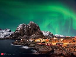 Northern Lights Ltd Vancouver Say Hello To Northern Lights Embark On Guided Aurora