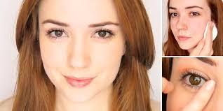 tutorial makeup natural cantik dan fresh untuk kuliah untuk makeup mata