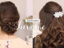 Coiffure Pour Un Mariage Invité Cheveux Long Par Madame Tata