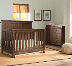 rustic crib furniture. serta northbrook convertible crib 5 piece set rustic oak furniture