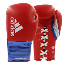 Adidas Adi Power Hybrid 500 Pro Sparring Gloves