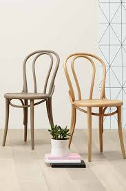 grand rapids bentwood no 18 dining chairs in natural wood colors