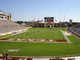 Darrell Royal Stadium Seating Chart Darrell K Royal Texas Memorial Stadium View From Lower