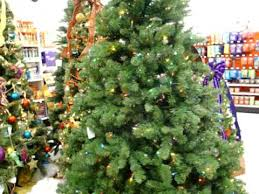 Rotating Christmas Tree at Kmart - YouTube