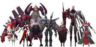 Battleborn Character Models