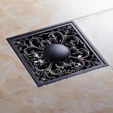 oil rubbed bronze shower drain. Contemporary Oil Black Shower Drain OilRubbed Bronze Finish Carving And Oil Rubbed