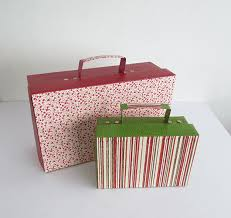DIY craft projects Things you can make with cardboard How to make a  cardboard suitcase DIY