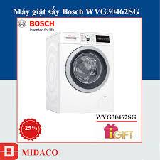 Máy giặt sấy Bosch WVG30462SG - Phụ kiện bếp MIDACO