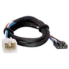 amazon com genuine toyota accessories pt725 35120 towing wiring tekonsha 3040 p brake control wiring adapter for toyota