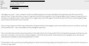 ... Splendid How To Send A Resume 4 How Properly And Professionally Send  Your Resume Via Email ...