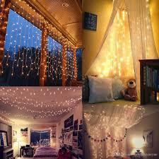 Großhandel Led Fenster Vorhang Schnur Licht Für Hochzeitsfest