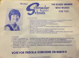 "angie simpson on Twitter: ""Honored to have the endorsement of Priscilla  Schroeder, former #CVUSD Board President. We have a lot in common! 🇺🇸… """