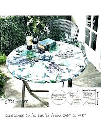 oval fitted tablecloth round vinyl th elastic tablecloths diy