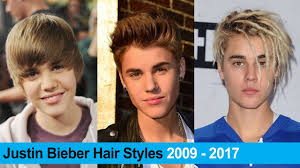 Justin Beiber Hair Style justin bieber hair styles 2009 2017 youtube 6855 by wearticles.com