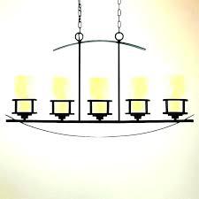 franklin iron works chandelier ribbon dark mocha am