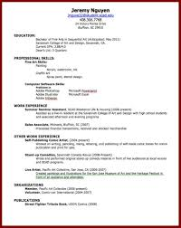 Resumes How To Make Cv For High School Students Resume First Job