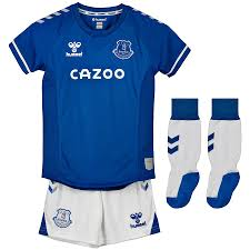 Последние твиты от everton (@everton). Everton Home Infants Kit 2020 21
