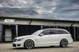 Mercedes-Benz C 63 AMG Estate by ATT-Tec GmbH | Need for speed ...