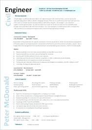 Civil Engineering Resume Examples – Goodvibesbrew.com