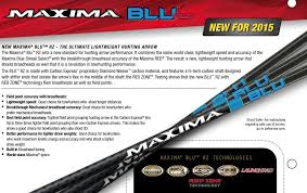 Carbon Express Cx Maxima Blu Rz Shafts