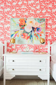 Light Pink Wallpaper For Bedrooms 17 Best Ideas About Bright Wallpaper On Pinterest Tropical