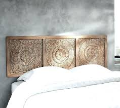 hand carved headboards carved wood