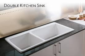 kitchen innovative porcelain sinks australia in double sink
