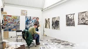 fine art painting jobs london best 2018