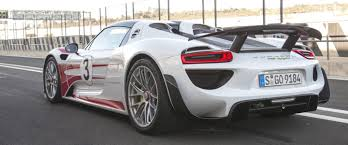 2015 Porsche 918 Spyder: A eulogy for the Veyron - Autofocus.ca