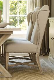 wing back dining chair. Fresh Great Using Wing Back Chairs In Dining Room 25705 White Leather Wingback Chair