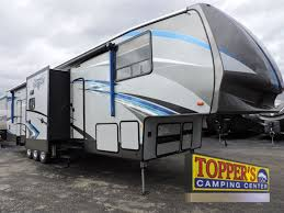 forest river vengeance fifth wheel toy hauler exterior
