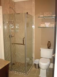 very small bathroom designs with shower only