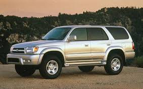2001 Toyota 4Runner - Information and photos - ZombieDrive