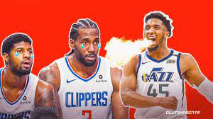 Jazz news: Donovan Mitchell's savage Clippers diss while mic'd up during  Game 1