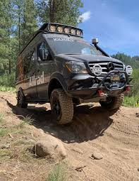 Not only will you upgrade the looks of your sprinter but you'll also increase the resale value of your van. Vanlife Iglhaut Allrad Does Serious Sprinter 4wd Conversions Retains Factory Warranty Bikerumor