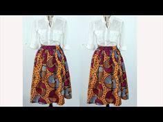 African Skirts Patterns Custom DIY Gathered Maxi Skirt Tutorial Free Sewing Tutorials Videos