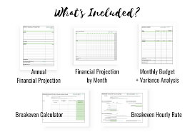 Business Budget Spreadsheet The Ultimate Business Budget Spreadsheet Bundle