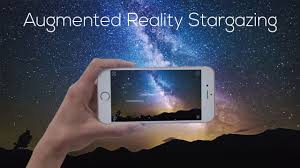 Night Sky Map In Augmented Reality Star Walk 2 App