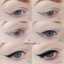 easy winged eye liner how to do smokey eye makeup and cat eye makeup tutorials you