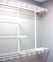rubbermaid shelf brackets shelf bracket closet shelves home depot storage garment bags brackets closet rack shelves