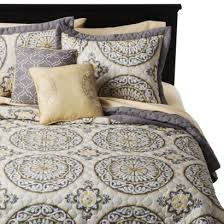 Medallion Venice 5 Piece Quilt Set. What I got of our bedroom. Yay ... & Medallion Venice 5 Piece Quilt Set --from Target for guest room? Adamdwight.com
