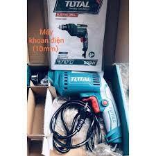 SIÊU RẺ] Máy khoan điện Total 500W TD2051026E, Giá siêu rẻ 480,000đ! Mua  liền tay! - SaleZone Store