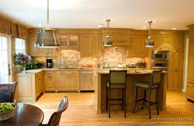 kitchen design with oak cabinets pictures of kitchens traditional light wood kitchen cabinets within designs with