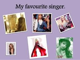 favorite singer essay my favorite singer essay