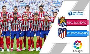 El atlético de madrid lo tiene claro: Real Sociedad Vs Atletico Madrid Prediction 2020 12 22 La Liga