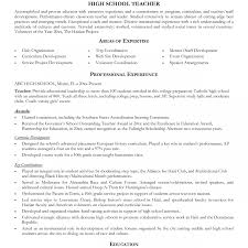 Fantastic Middle School Teacher Resume Cover Letter Examples Images