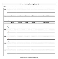 Free Medical Charting Forms Top Of Texas Gazette Free Printable Medical Forms