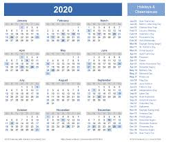 2020 Photo Calendar Template 012 Free Excel Yearly Calendar Template With Holidays
