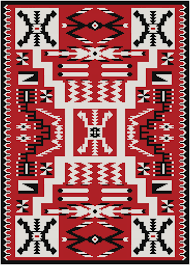 navajo rug patterns. This Cross Stitch Pattern Features A Design Taken From Vintage Navajo Rug. Rug Patterns