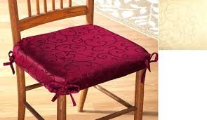 red chair pads image of furniture dining room chair seat covers red chair pads uk